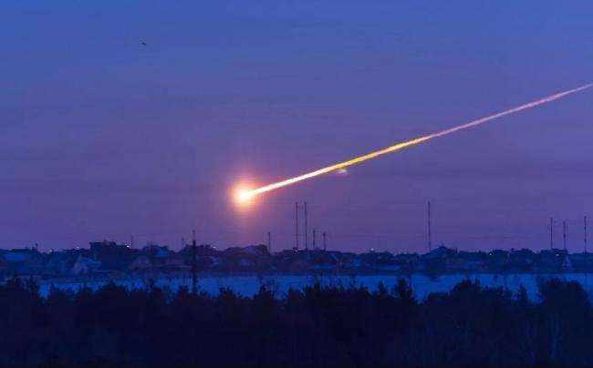 17 meteorite